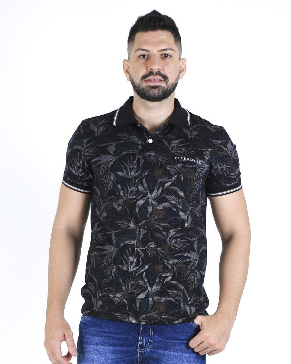 Polo Estampada Freeboard