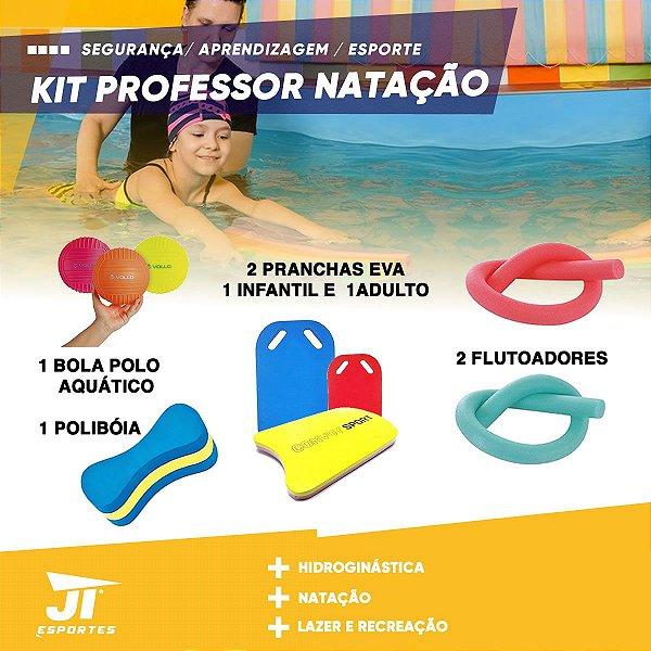KIT PROFESSOR NATAÇÃO