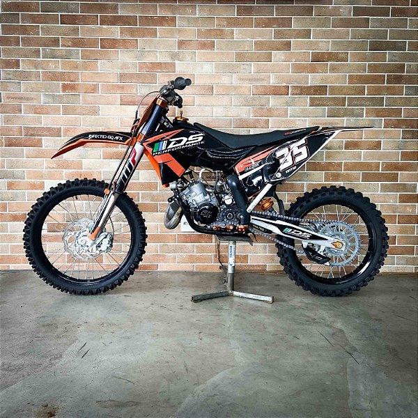 KTM 125 SX 2007 - 1 HORA DE USO R$22.000,00