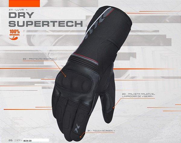 Luva Dry Supertech