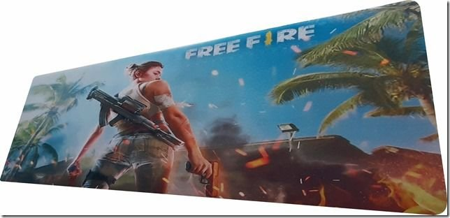 Mouse Pad Gamer 30x90cm