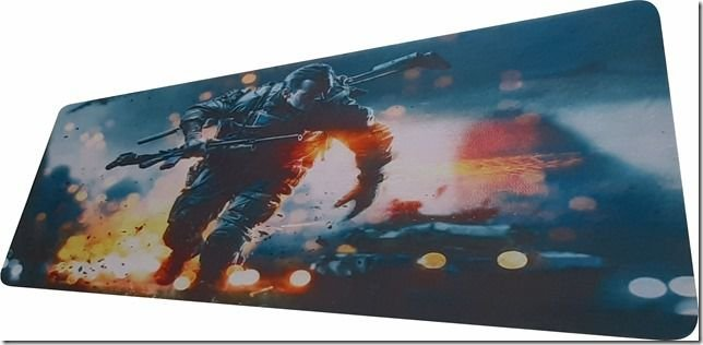 Mouse Pad Gamer 40x70cm
