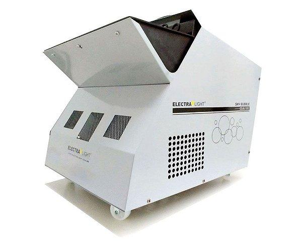Maquina Bolha de Sabão Dupla