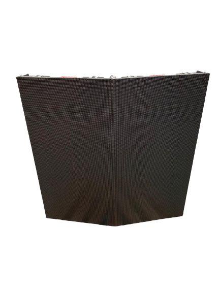 Painel de Led P3.9 Indoor Curvo 100x50cm Imantado