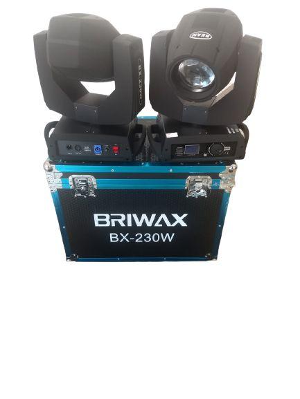 Moving Beam 230w 7R bx230-2 - Par no Case