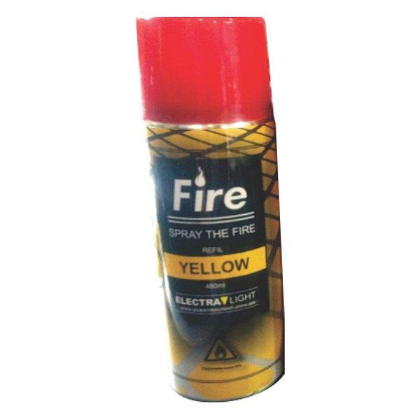 Refil Fire Machine - Amarelo