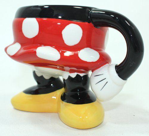 Caneca Minnie Disney