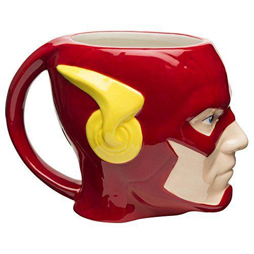 Caneca Flash 3D