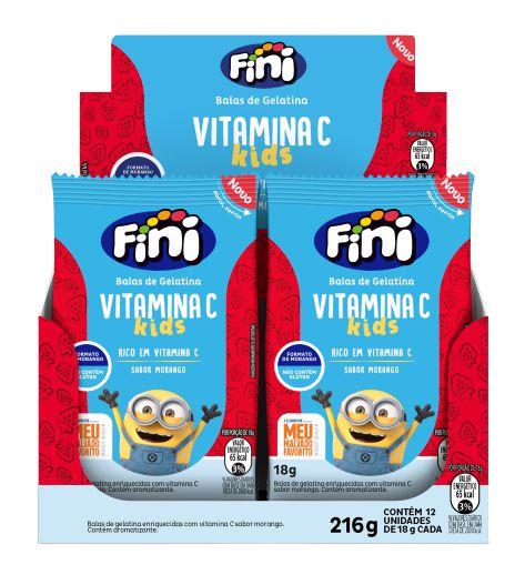 vitamina c kids minions morango 18g (12)