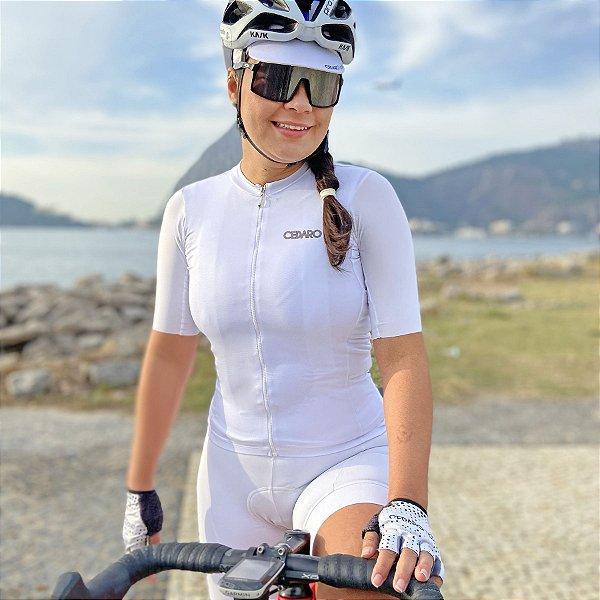 Camisa Maglia Bianca - curta