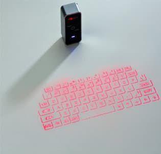 Teclado Laser Projection Keyboard Portátil