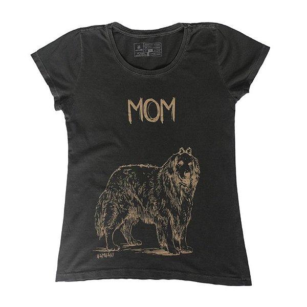 Camiseta Vamvaki Feminina Dog