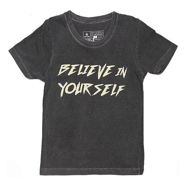 Camiseta Vamvaki Infantil Belive