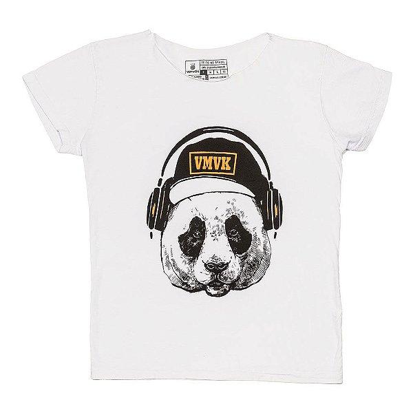 Camiseta Vamvaki Feminina Bear