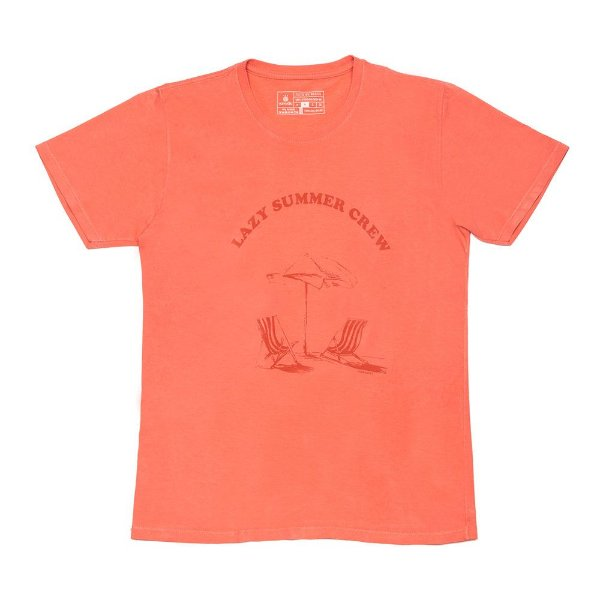 Camiseta Vamvaki Masculina Lazy