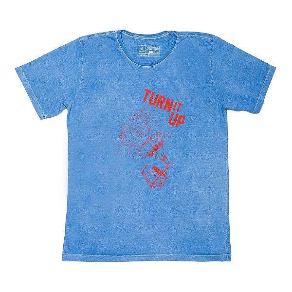 Camiseta Vamvaki Masculina Turn It Up