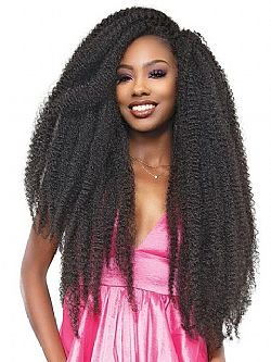 Marley Afro Twist 110g - Cherey ( cor 2 castanho escuro )