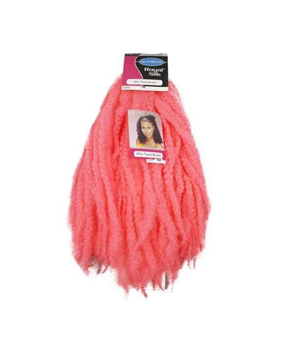 Marley Afro Twist 110g - Cherey  ( COR PINK)