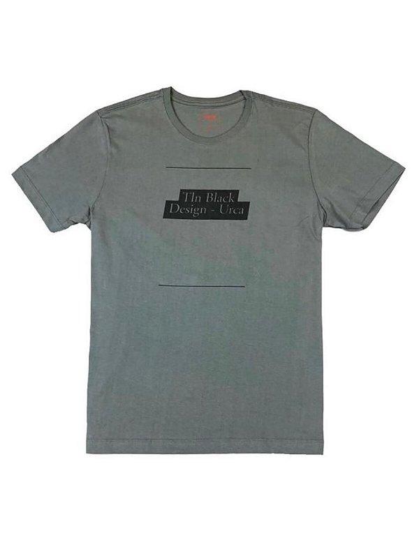 Camiseta Estampa TLN Black Design