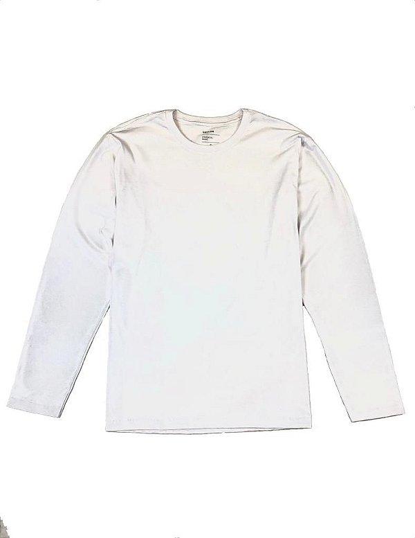 Camiseta Lisa ML Básica