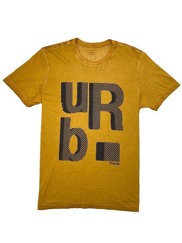 Camiseta Urbanos Tingimento a Seco