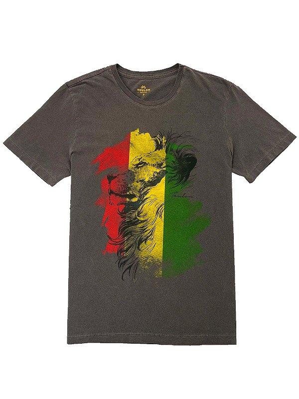 Camiseta Estonada Lion Ruts