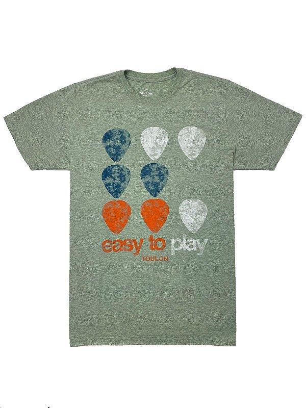 Camiseta Estonada Easy to Play