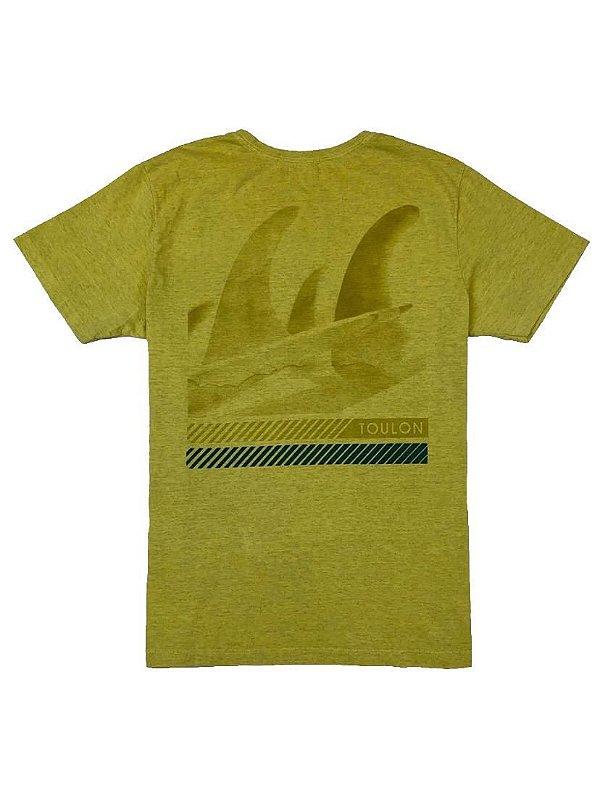 Camiseta Estampa Quilhas