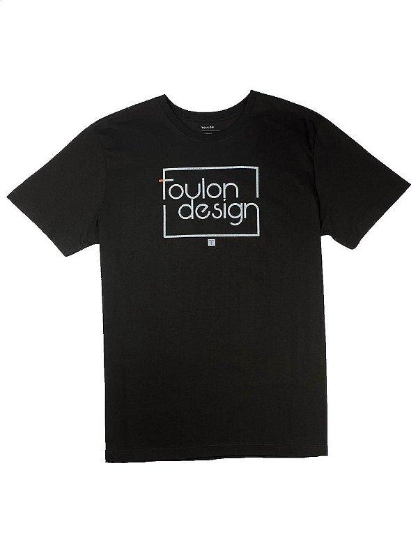 Camiseta Estampa Toulon Design