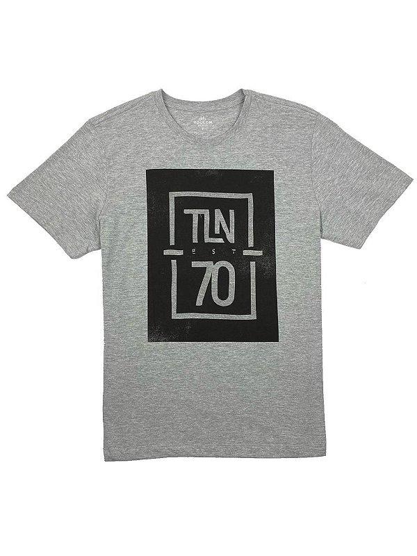Camiseta Estampa Tln/70