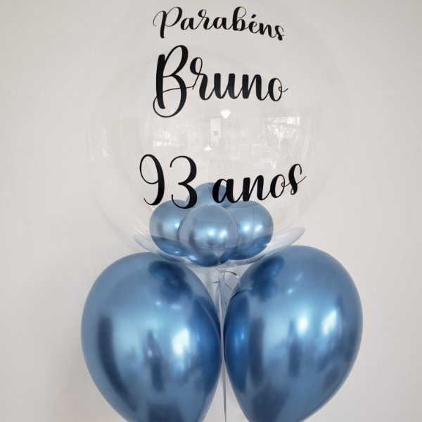 Bouquet de Balões de Hélio