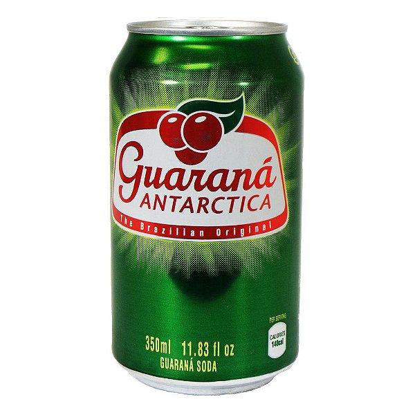 Guaraná Antarctica em Lata