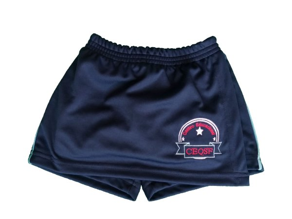 Short-saia Helanca CEQSF Fundamental