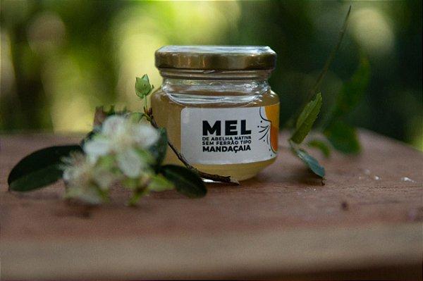 Mel de abelha Mandaçaia 90mL