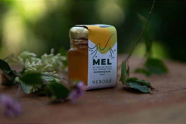 Mel de abelha Mandaçaia 30mL