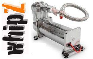 Compressor Premium 444c Hki Original Para Suspensão A Ar