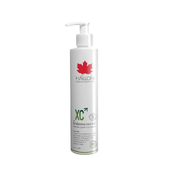 Xampu Scalposine Care - Higieniza e equilibra o couro cabeludo-250 ml