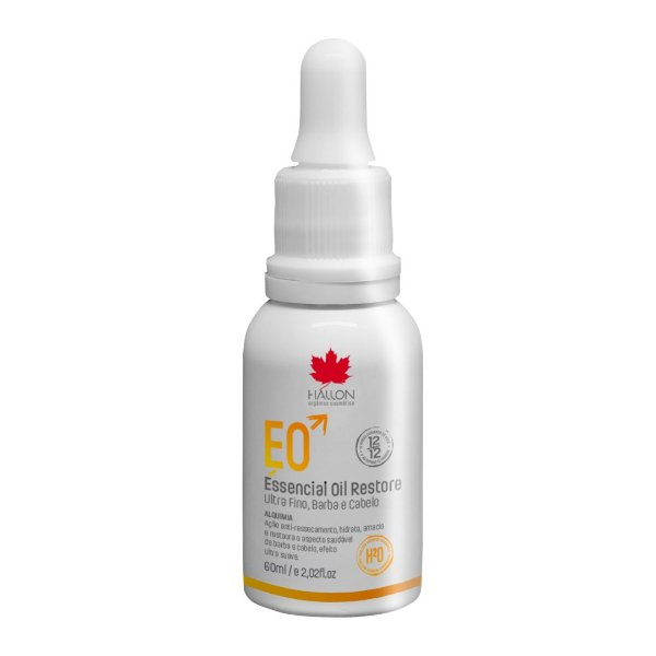 Essencial Oil Restaurador - Hidratante ultra fino-30ml