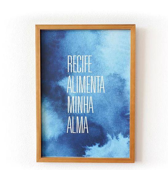 Print A2 - Recife alimenta minha alma