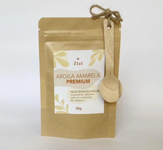 Argila Amarela Premium