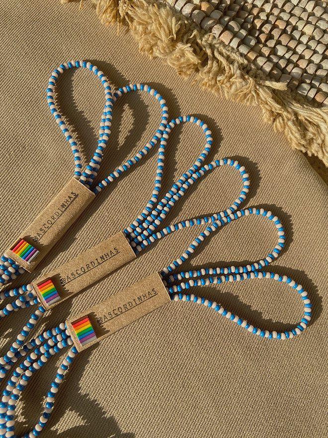 Cordinha para Óculos - Yuka (Azul)