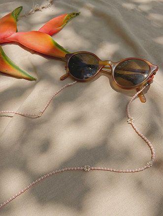 Cordinha para Óculos - Flora (Rose)