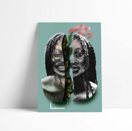 Poster A3 - Priscila Araújo