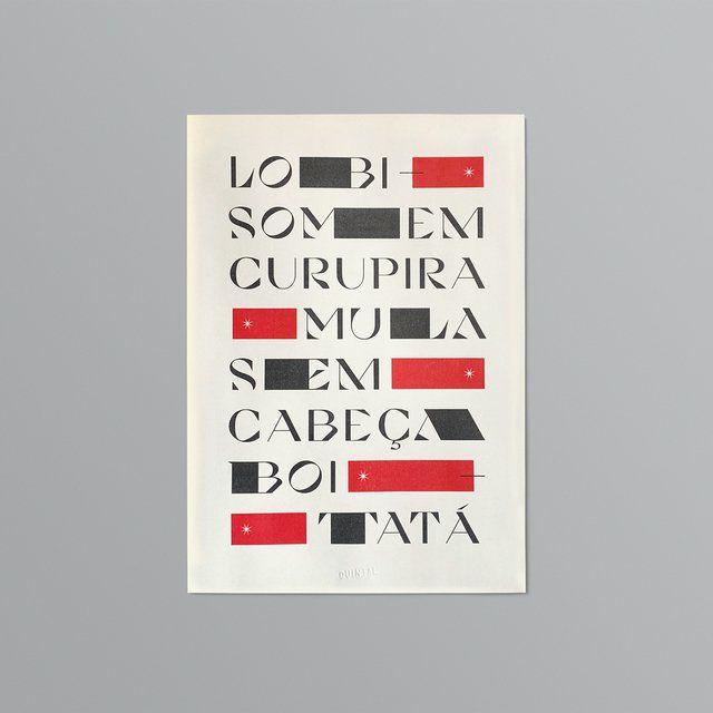 Print A3 - Folclore
