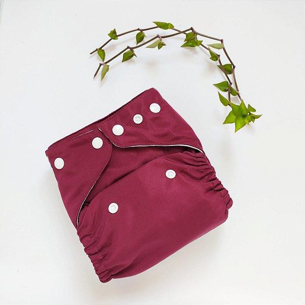 Ecofralda Pocket - Bordô