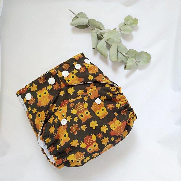 Ecofralda Pocket - Corujinha