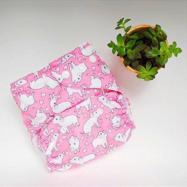Ecofralda Pocket - Porquinho