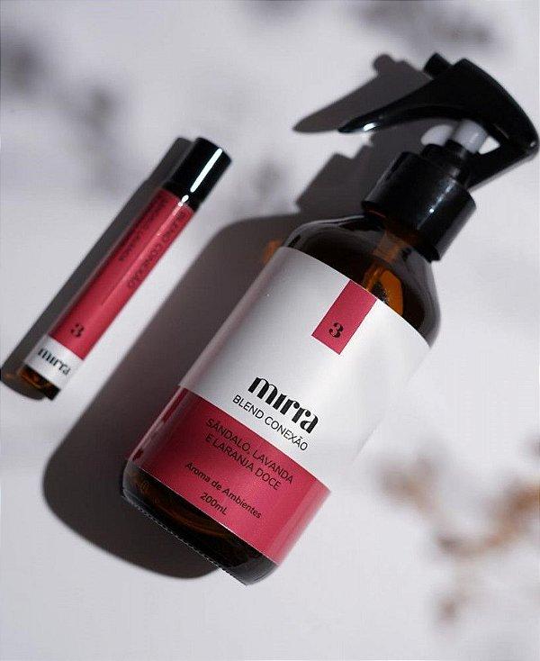 Spray de Ambiente Tipo 3 - Conexão 200ml