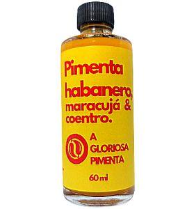 Pimenta Habanero, Maracujá & Coentro