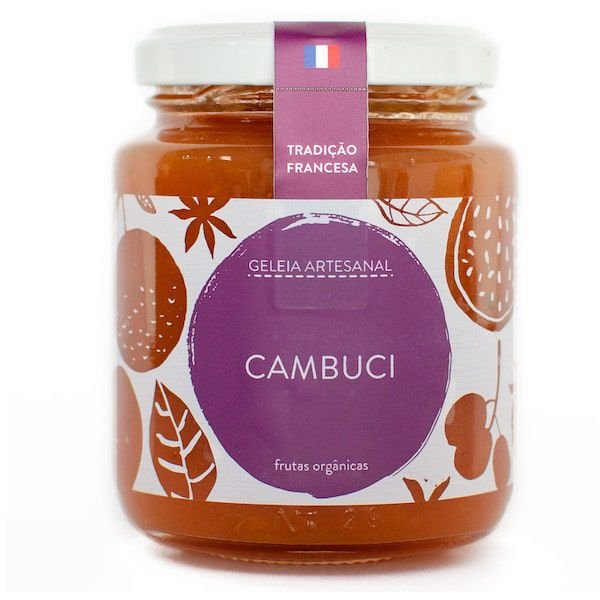 Geleia de Cambuci